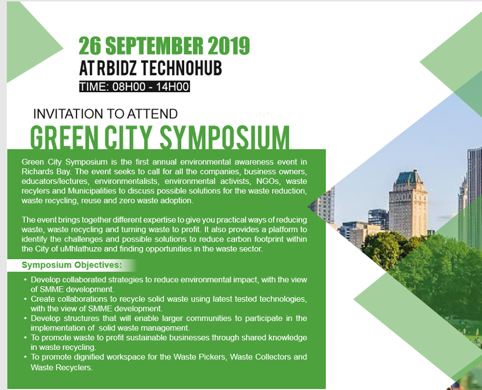 Green City Symposium